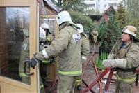 Пожар в доме по ул. Рабочий проезд. 27 сентября, Фото: 8