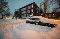Тулу замело снегом, Фото: 53