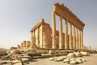 Разрушенный храм Бэла в Пальмире, Фото: 9