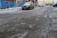 Прорыв водопровода на ул. Арсенальной. 22 января 2014, Фото: 6