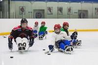 """Детская следж-хоккейная команда """"Тропик"""", Фото: 41"""
