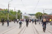 В Туле прошел большой велопарад, Фото: 160