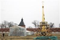 Реконструкция Тульского кремля. Обход 31 марта, Фото: 22