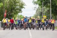 В Туле прошел большой велопарад, Фото: 161