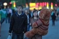 """Фейерверк в честь """"Арсенала"""" в Центральном парке. 16 мая 2014, Фото: 11"""