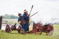 На Куликовом поле представили историю Засечной черты России, Фото: 93