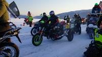 Мотороллер «Алексей Геннадьевич» из Тулы установил рекорд скорости на «Байкальской миле», Фото: 54
