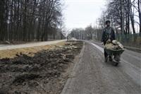 Ремонтные работы в ЦПКиО им. Белоусова, Фото: 42