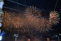 В Туле отгремел праздничный фейерверк, Фото: 3