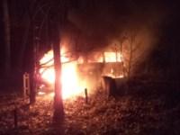 Ночные поджоги автомобилей в Туле и в Щекино. 24.10.2014, Фото: 3