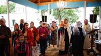 Крещение жителей Новомосковска, Фото: 39