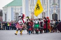 Средневековые маневры в Тульском кремле. 24 октября 2015, Фото: 16