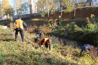 В Туле берега рек очистили от мусора, Фото: 5