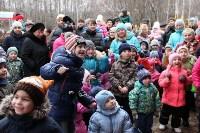 В Белоусовском парке появилась резиденция Деда Мороза, Фото: 10
