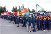 """Открытие соревнований """"Школа безопасности"""", Фото: 54"""