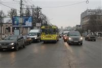 ДТП на пересечении проспекта Ленина и улицы Пушкинская. 3 марта 2014 , Фото: 1