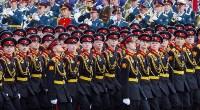 Тульская делегация побывала на генеральной репетиции парада Победы в Москве, Фото: 8