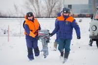 Тульское Управление МЧС принимает участие в тренировке  по готовности к паводку, Фото: 3