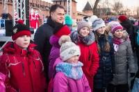 В Тульском кремле открылась новогодняя елка, Фото: 33