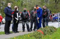 Тульские байкеры почтили память героев в Ясной Поляне, Фото: 21