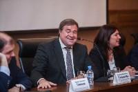 Владимир Сальников в ТулГУ, Фото: 28