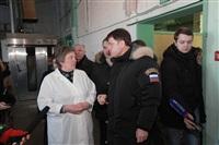 Владимир Груздев в Дубенском районе. 30 января 2014, Фото: 33