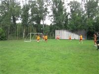 Фанаты тульского «Арсенала» сыграли в футбол с руководством клуба, Фото: 12