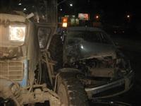 В центре Тулы легковушка врезалась в трактор коммунальщиков, Фото: 4