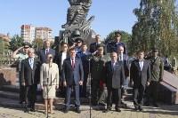 В Туле открыли стелу в память о ветеранах локальный войн и военных конфликтов, Фото: 7