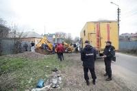 Отключение газа на ул. Шевченко в Туле, Фото: 22