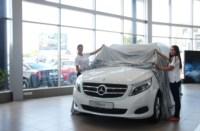 В Туле прошла презентация Mercedes-Benz V-Класс, Фото: 8
