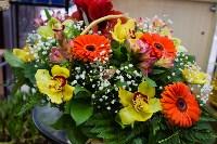 Ассортимент тульских цветочных магазинов. 28.02.2015, Фото: 23