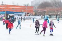В Туле прошли массовые конькобежные соревнования «Лед надежды нашей — 2020», Фото: 9