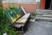 Туляки жалуются на разрушенные ступеньки возле подъезда, Фото: 5