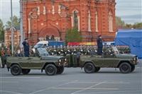 Вторая генеральная репетиция парада Победы. 7.05.2014, Фото: 63