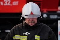 Презентация нового пожарного поезда, Фото: 45