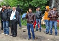В Плеханово продолжается снос незаконных цыганских построек, Фото: 64