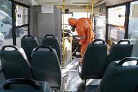 Дезинфекция транспорта в Туле, Фото: 18