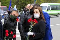 Тульские байкеры почтили память героев в Ясной Поляне, Фото: 16