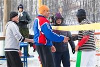 В Туле определили чемпионов по пляжному волейболу на снегу , Фото: 27