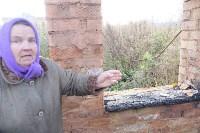 Погорельцы из деревни Пушкарская Слобода, Фото: 10