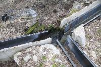С заброшенных очистных канализация много лет сливается под заборы домов, Фото: 35