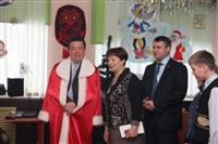 Иосиф Кобзон в Яснополянском детском доме, Фото: 1