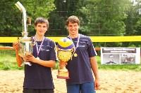 Финальный этап чемпионата Тульской области по пляжному волейболу, Фото: 87