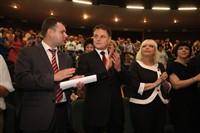 Владимир Груздев поздравил тульских выпускников-медалистов, Фото: 15