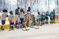 В Новомосковске завершился Кубок Федерации хоккея Тульской области среди дворовых команд, Фото: 3