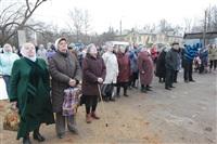 Освящение креста купола Свято-Казанского храма, Фото: 25
