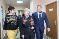Открытие музея Великой Отечественной войны и обороны, Фото: 5