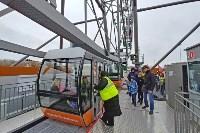 В Туле открылось самое высокое колесо обозрения в городе, Фото: 57