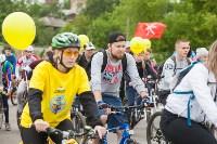 В Туле прошел большой велопарад, Фото: 151